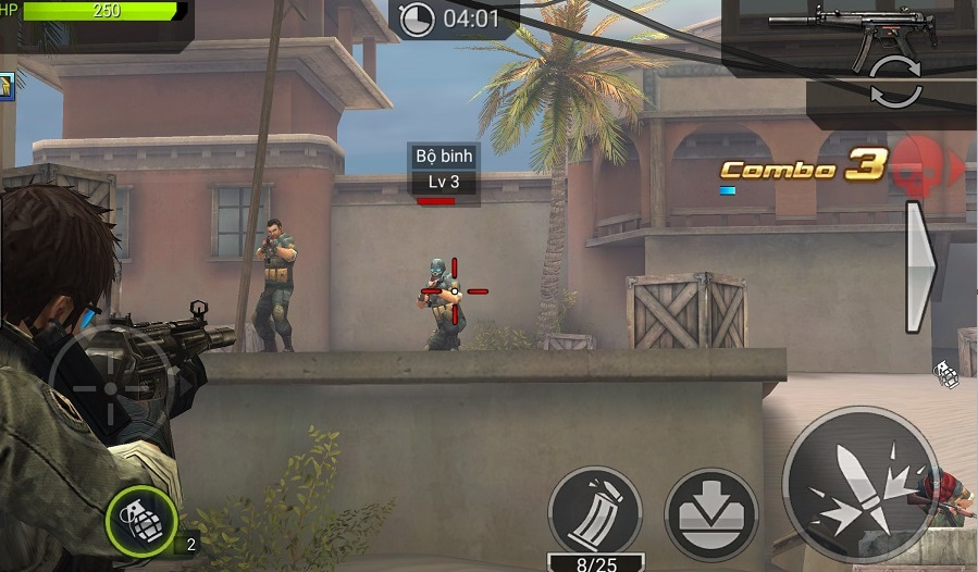 game chien dich huyen thoai cho android